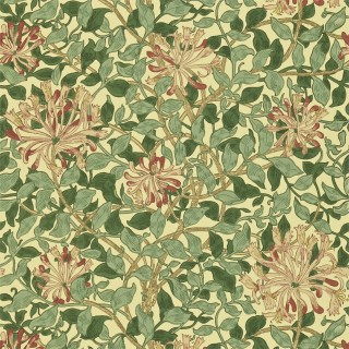 Honeysuckle Wallpaper 210436 by William Morris & Co