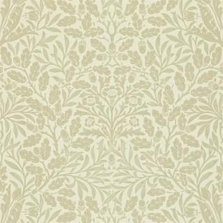 Acorn Wallpaper 210405 by William Morris & Co