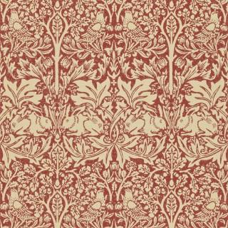 Brer Rabbit Wallpaper DMORBR106 by William Morris & Co