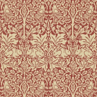 Brer Rabbit Wallpaper DMORBR106 by William Morris & Co