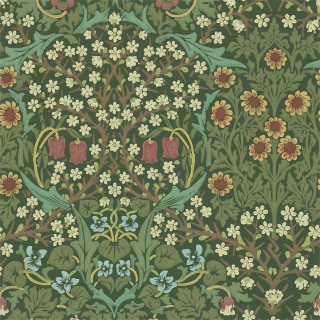 Blackthorn Wallpaper 216857 by William Morris & Co