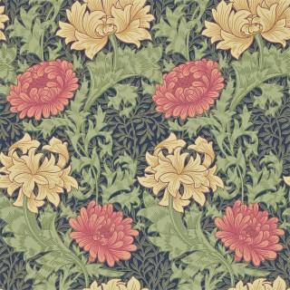 Chrysanthemum Wallpaper 216854 by William Morris & Co