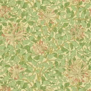 Honeysuckle Wallpaper 216842 by William Morris & Co