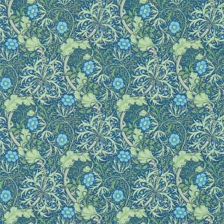 Morris Seaweed Wallpaper 216865 by William Morris & Co