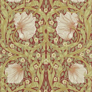 Pimpernel Wallpaper 216845 by William Morris & Co