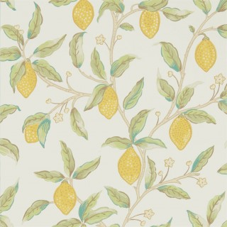 Lemon Tree Wallpaper 216672 by William Morris & Co