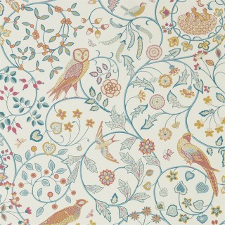 Newill Wallpaper 216703 by William Morris & Co
