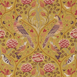 Seasons by May Wallpaper 216685 by William Morris & Co