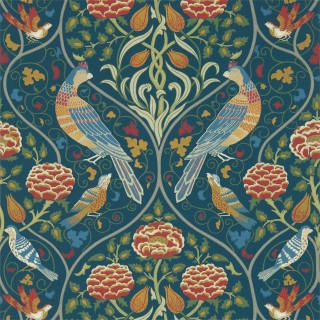 Seasons by May Wallpaper 216686 by William Morris & Co