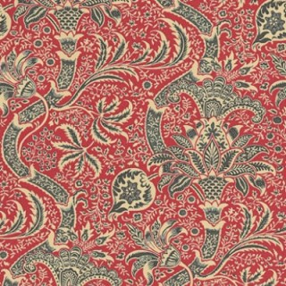 Indian Wallpaper DMOWIN104 by William Morris & Co
