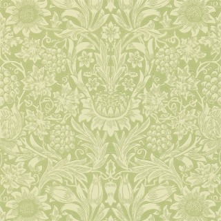 Sunflower Wallpaper 132101 by William Morris & Co