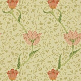 Garden Tulip Wallpaper DMI1GU102 by William Morris & Co