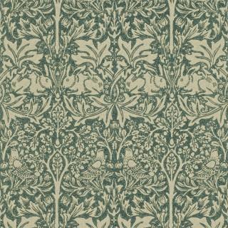 Brer Rabbit Wallpaper DMORBR102 by William Morris & Co