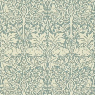 Brer Rabbit Wallpaper DMORBR103 by William Morris & Co