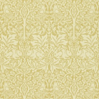 Brer Rabbit Wallpaper DMORBR104 by William Morris & Co