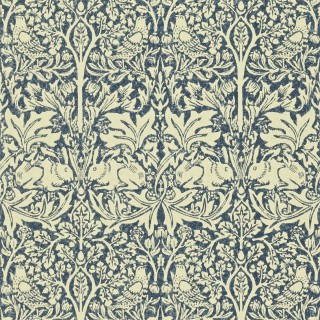 Brer Rabbit Wallpaper DMORBR105 by William Morris & Co