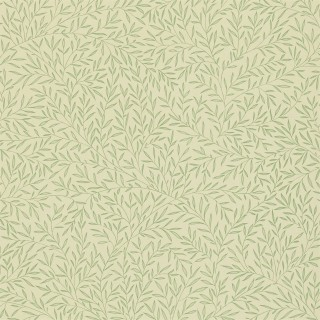 Lily Leaf Wallpaper DMOWLI107 by William Morris & Co