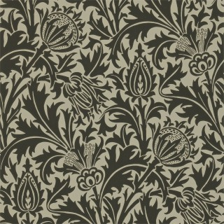 Thistle Wallpaper DMOWTH103 by William Morris & Co