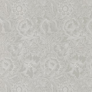 Poppy Wallpaper 216032 by William Morris & Co