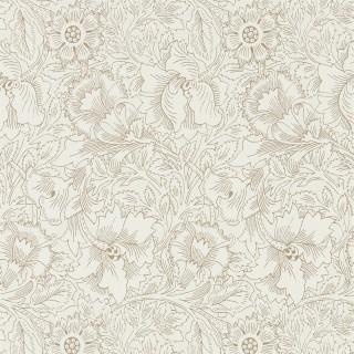 Poppy Wallpaper 216035 by William Morris & Co