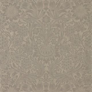 Sunflower Wallpaper 216045 by William Morris & Co