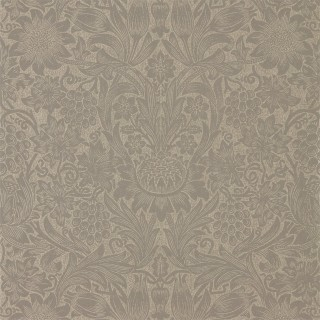 Sunflower Wallpaper 216045 by William Morris & Co
