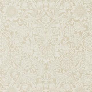Sunflower Wallpaper 216047 by William Morris & Co