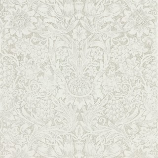 Sunflower Wallpaper 216049 by William Morris & Co