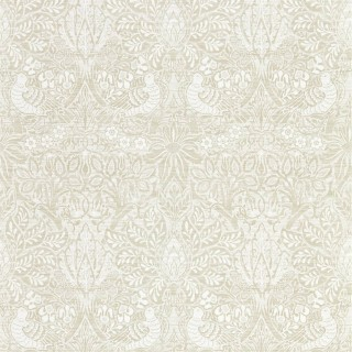 Pure Dove & Rose Wallpaper 216521 by William Morris & Co
