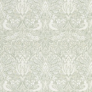 Pure Dove & Rose Wallpaper 216522 by William Morris & Co