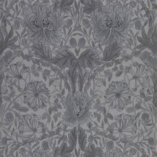 Pure Honeysuckle & Tulip Wallpaper 216523 by William Morris & Co