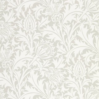 Pure Thistle Wallpaper 216551 by William Morris & Co