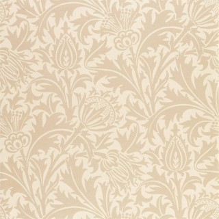Pure Thistle Wallpaper 216552 by William Morris & Co