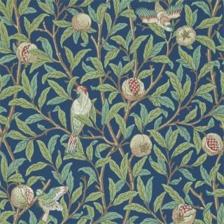Bird & Pomegranate Wallpaper 216454 by William Morris & Co