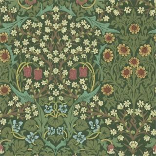 Blackthorn Wallpaper DMY1BT101 by William Morris & Co