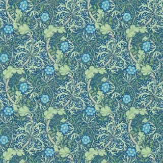 Morris Seaweed Wallpaper 216468 by William Morris & Co