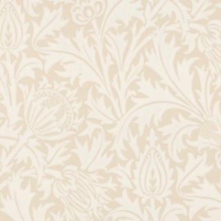 Thistle Wallpaper DMY1TY101 by William Morris & Co