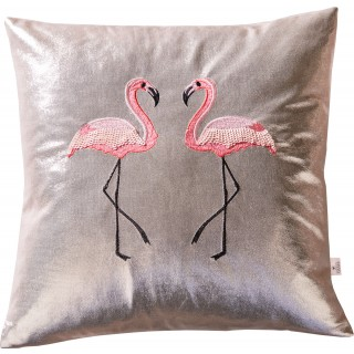 Flamingo Cushion M2032/01 by Oasis