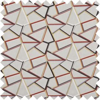 Tetris Fabric 3793/182 by Prestigious Textiles