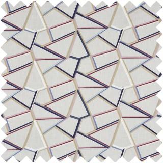Tetris Fabric 3793/223 by Prestigious Textiles