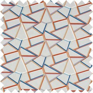Tetris Fabric 3793/337 by Prestigious Textiles