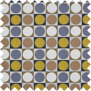 Domino Fabric 8683/520 by Prestigious Textiles