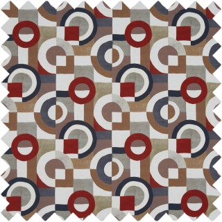 Puzzle Fabric 8684/182 by Prestigious Textiles