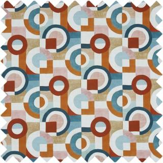 Puzzle Fabric 8684/337 by Prestigious Textiles