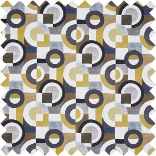 Puzzle Fabric 8684/520 by Prestigious Textiles