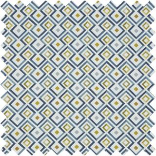 Stencil Fabric 8685/735 by Prestigious Textiles