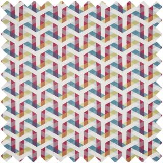 Kuba Fabric 3845/341 by Prestigious Textiles