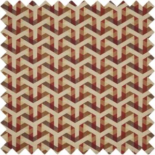 Kuba Fabric 3845/402 by Prestigious Textiles