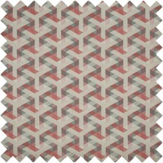 Kuba Fabric 3845/406 by Prestigious Textiles