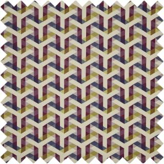 Kuba Fabric 3845/807 by Prestigious Textiles